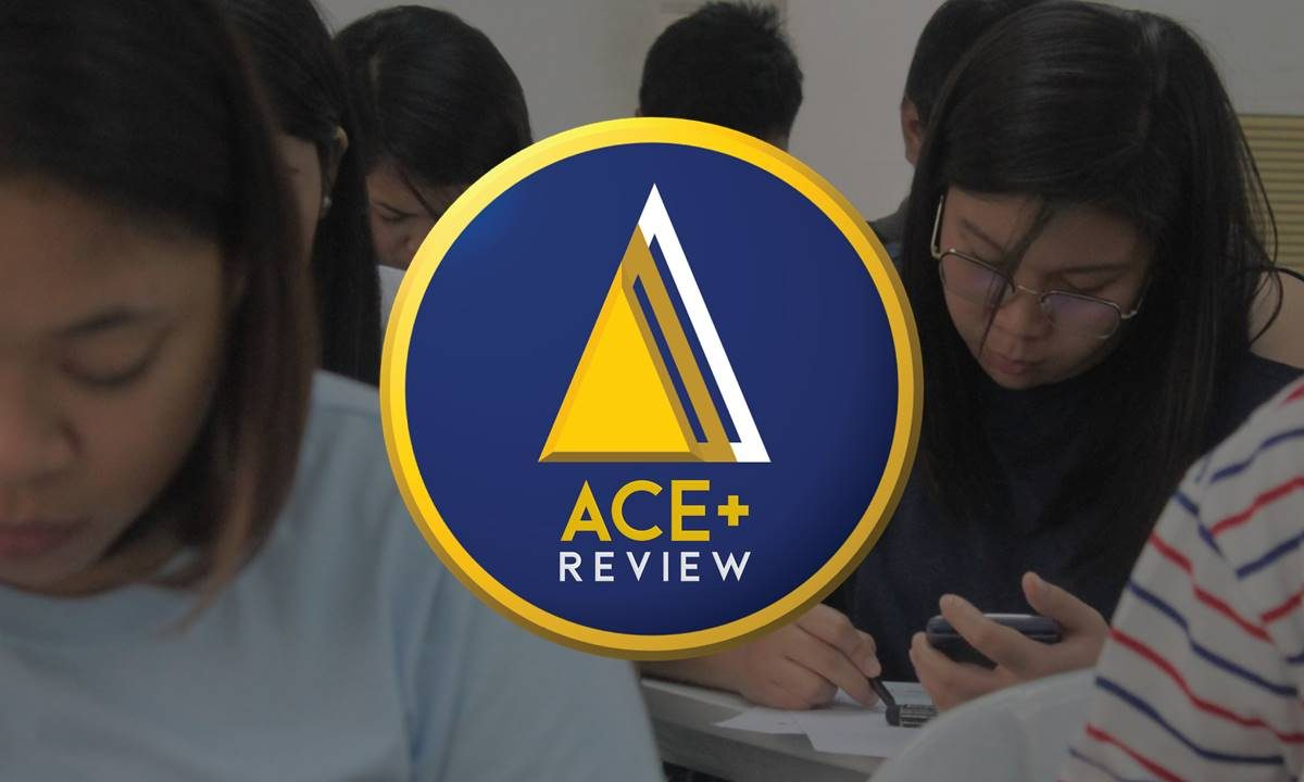 For Civil Engineering and Master Plumber Review, Choose Ace+ Review Center