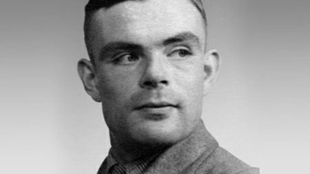 The Great Gay Computer Scientist Alan Turing