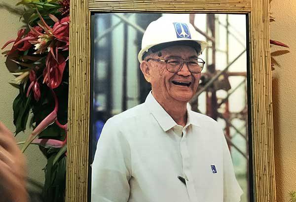 David M. Consunji, The Grandfather of Philippine Construction