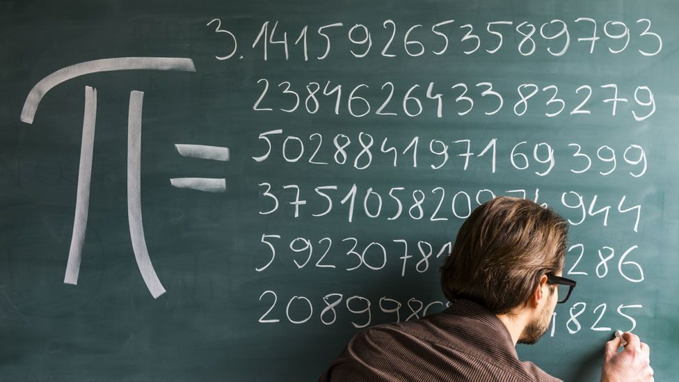 A Man Has Recited Pi's 70,000 Decimal Places from Memory