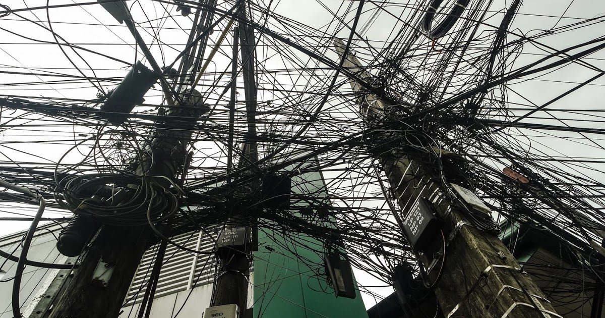 Philippines, It's Time We Bury All Our Electric Cables